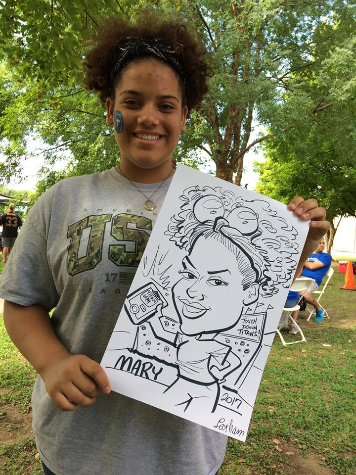 Toyota Murfreesboro Tn >> Gift, Digital & Live Caricatures – In Nashville, TN & Surrounding Areas